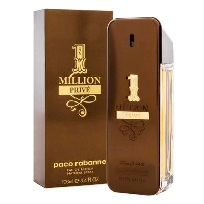 1 Million Prive By Paco Rabanne Eau De Parfum x 100 ml