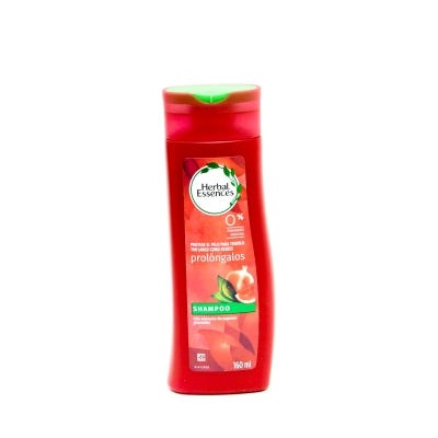 Shampoo Herbal Essences Prolóngalos Cabellos Largos x 160 ml