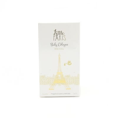 Colonia Little Paris Baby Cologne Little Baby Torre Eiffel x 90 ml