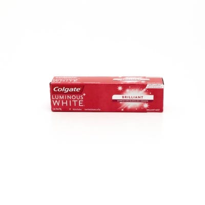 Crema Dental Blanqueadora Colgate Luminous White x 90 g