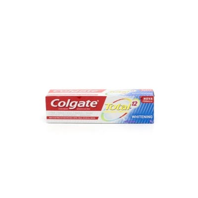 Crema Dental Colgate Total 12 Whitening x 90 g