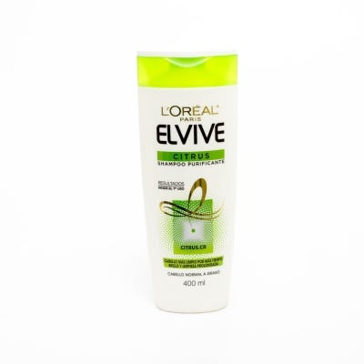Shampoo L'Oreal Elvive Citrus x 200 ml